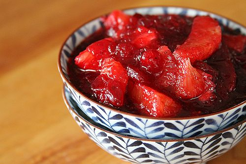 Cranberry-Orange-Port Wine Sauce – A Cup of Sugar … A Pinch of ...