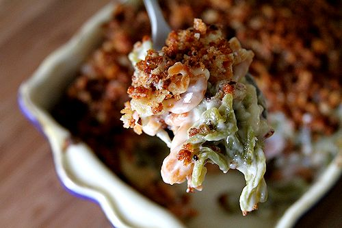 ... Pinch of Salt » Oven Baked Smoked Gouda and Bacon Mac & Cheese